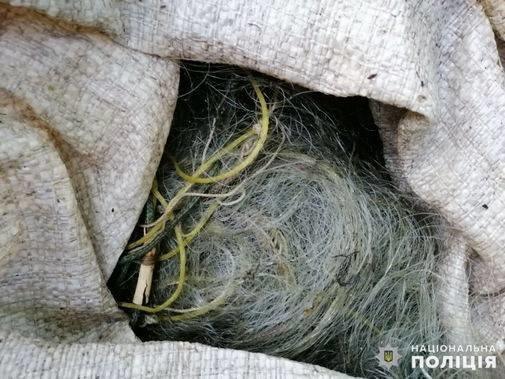 Поліція викрила браконьєра на території ландшафтного парку Клебан-Бик, фото-1