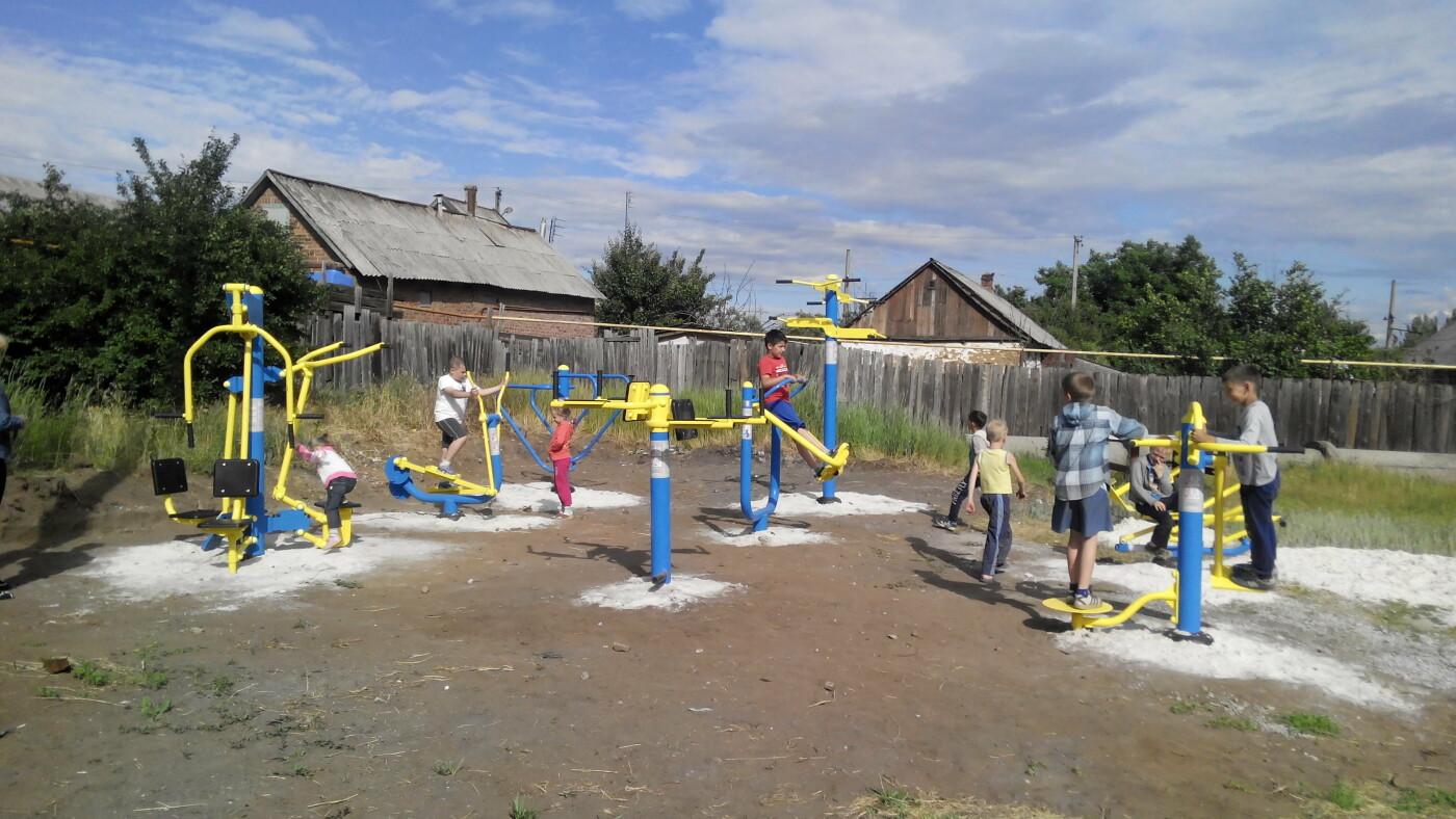 Где в Константиновке можно бесплатно заняться спортом, фото-3