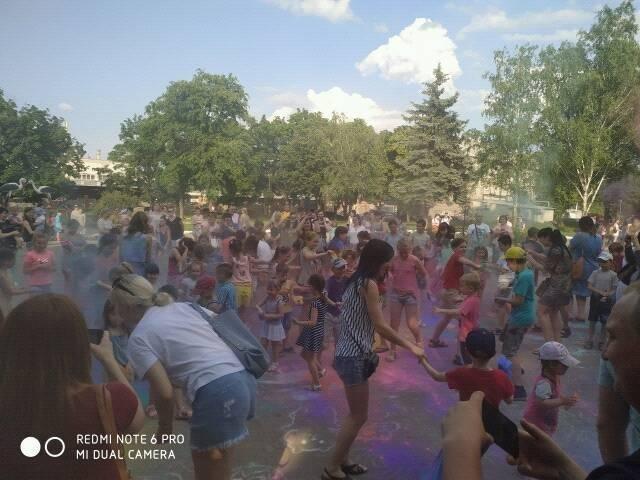 В Константиновке отметили День защиты детей, фото-8