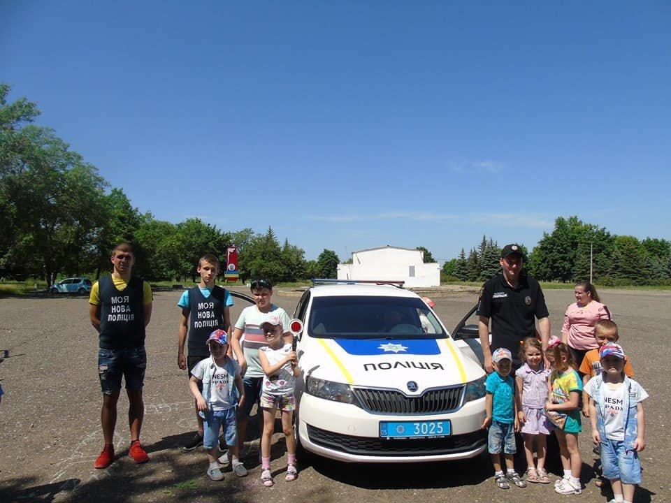 В Константиновке отметили День защиты детей, фото-4