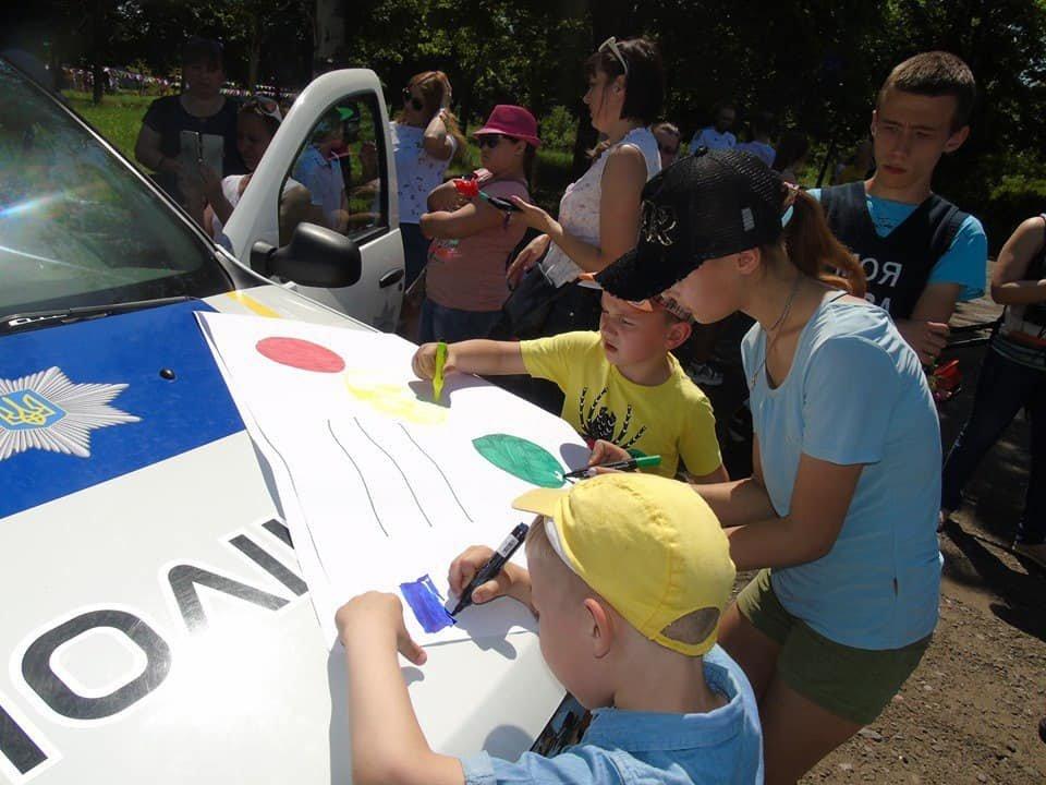 В Константиновке отметили День защиты детей, фото-5