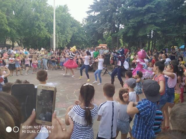 В Константиновке отметили День защиты детей, фото-9