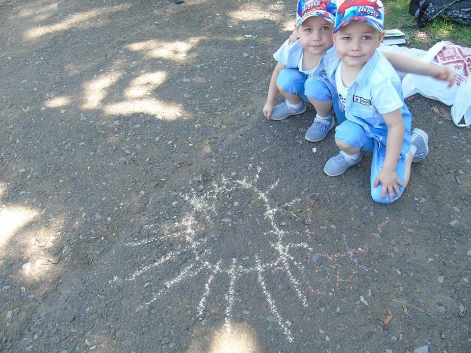 В Константиновке отметили День защиты детей, фото-7
