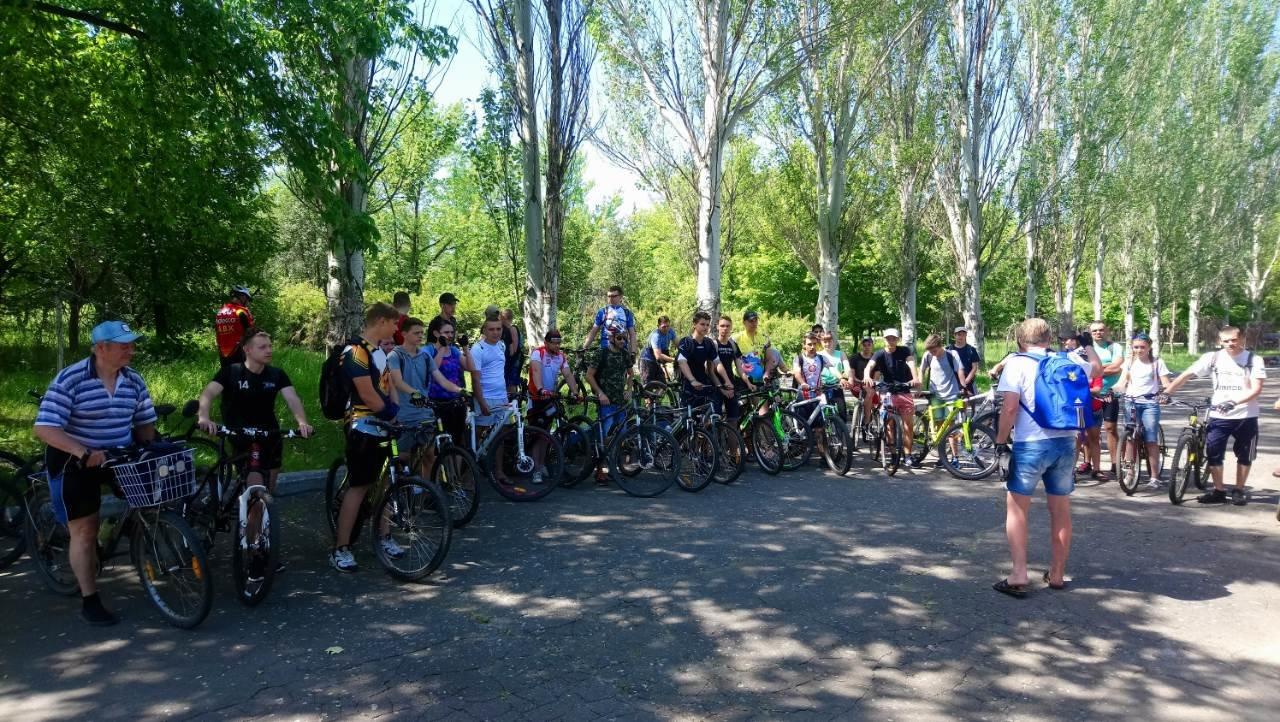 Как в Константиновке отметили Всемирный день велосипедиста, фото-1