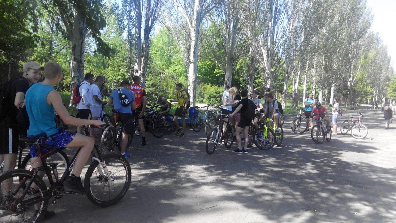 Как в Константиновке отметили Всемирный день велосипедиста, фото-2