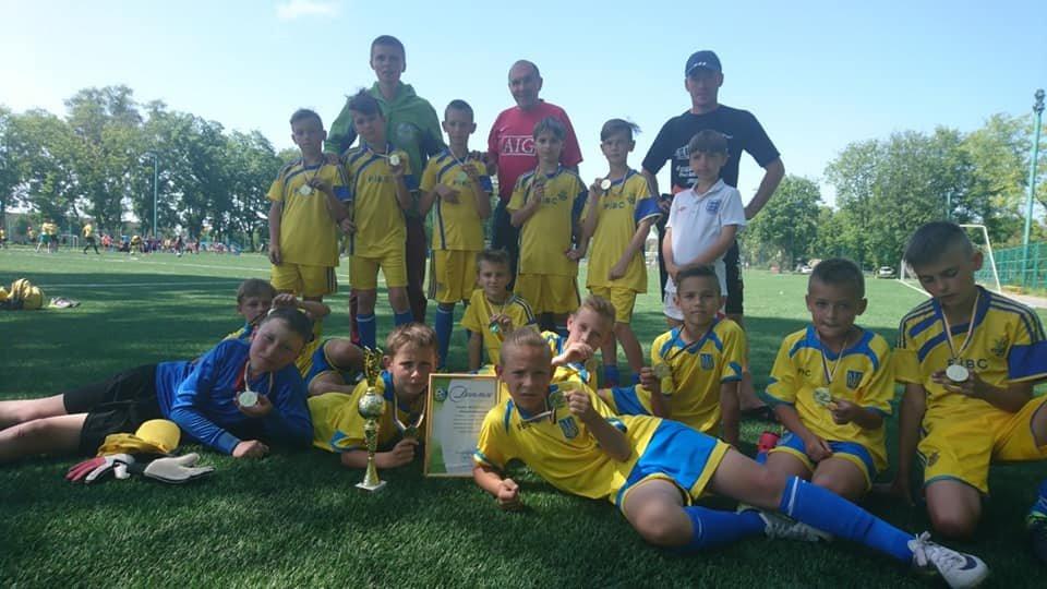 Футбольна команда «Колос» Костянтинівського району стала чемпіоном області, фото-1