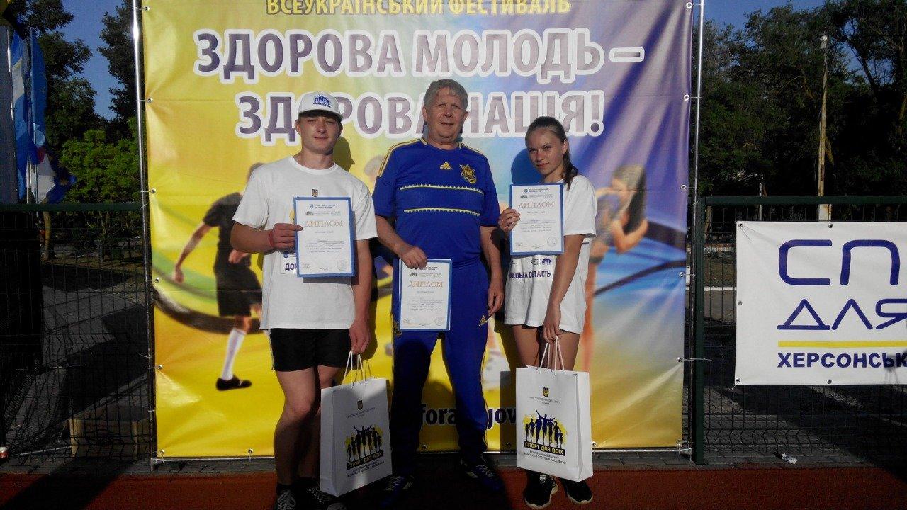 Костянтинівські студенти привезли «срібло» з Всеукраїнських змагань на Херсонщині, фото-2