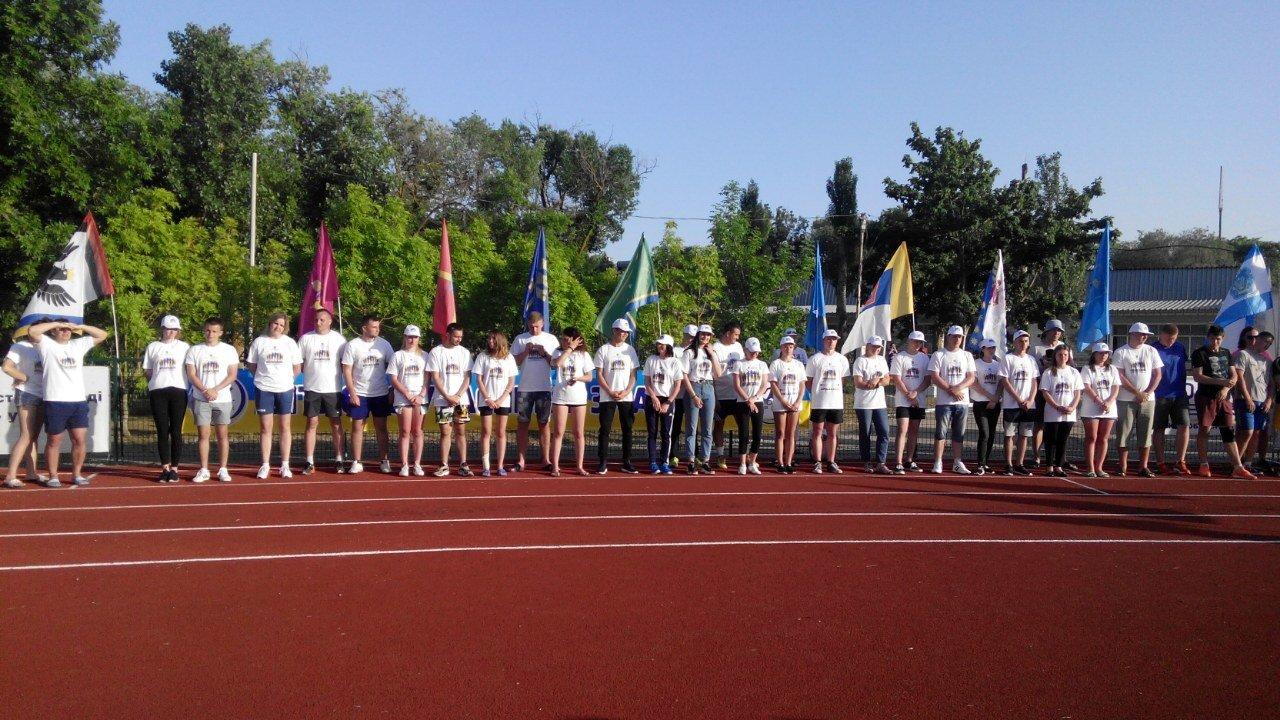 Костянтинівські студенти привезли «срібло» з Всеукраїнських змагань на Херсонщині, фото-3