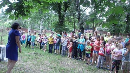 У Костянтинівці відбувся захід для дітей «Світове занурення», фото-1