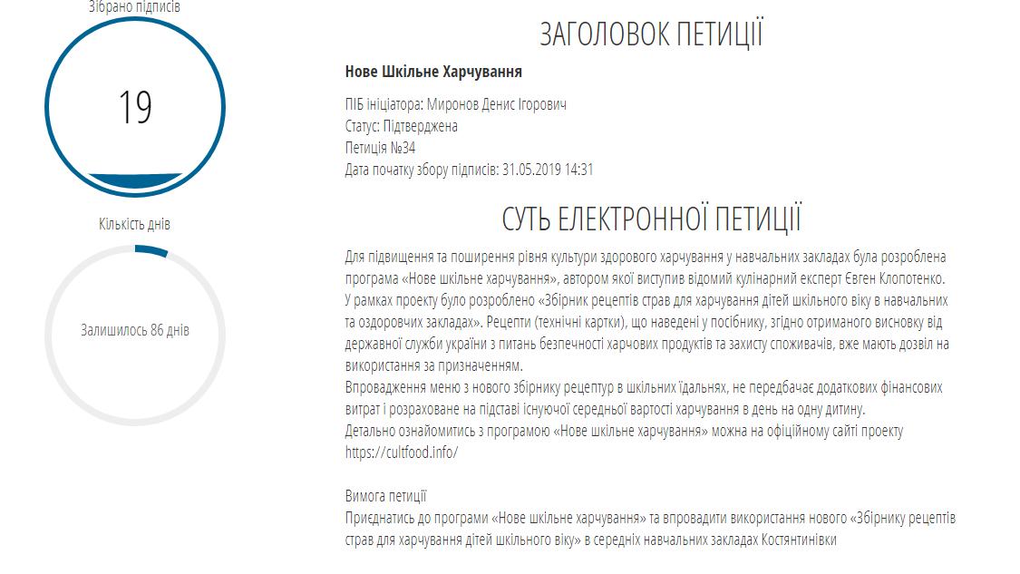 У Костянтинівці триває збір підписів електронних петицій від місцевих мешканців, фото-3