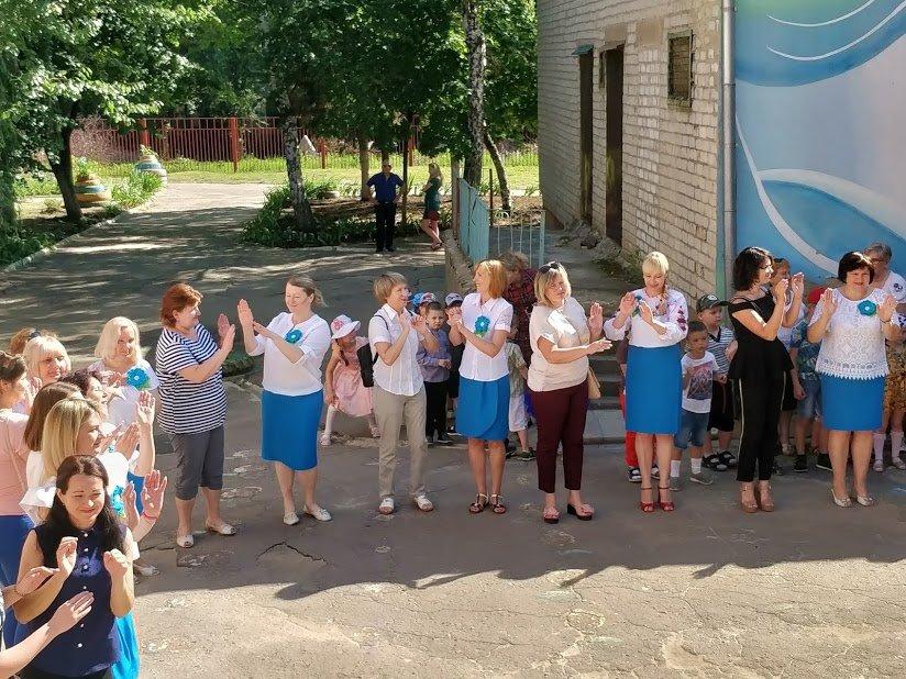 Костянтинівський дитсадок «Мир» прийняв учасників проекту  «Безпечна і дружня до дитини школа», фото-2
