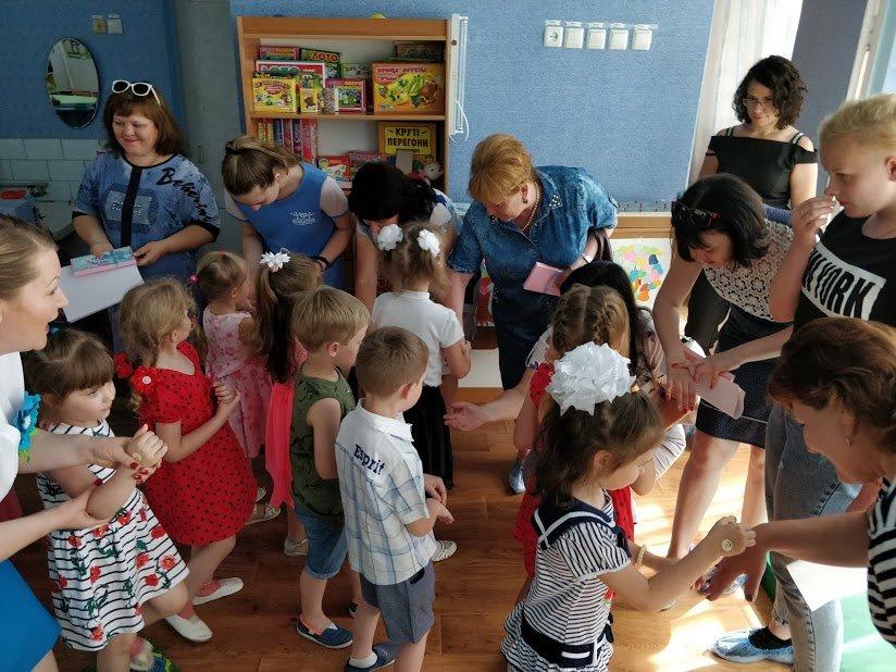 Костянтинівський дитсадок «Мир» прийняв учасників проекту  «Безпечна і дружня до дитини школа», фото-9
