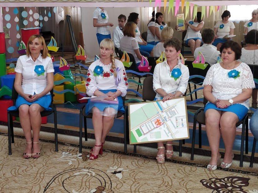 Костянтинівський дитсадок «Мир» прийняв учасників проекту  «Безпечна і дружня до дитини школа», фото-6