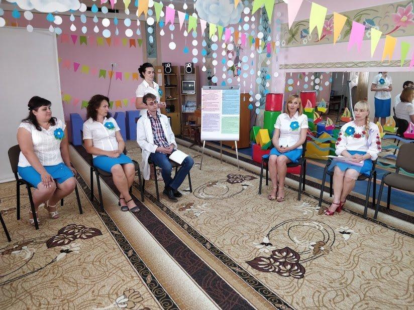Костянтинівський дитсадок «Мир» прийняв учасників проекту  «Безпечна і дружня до дитини школа», фото-8