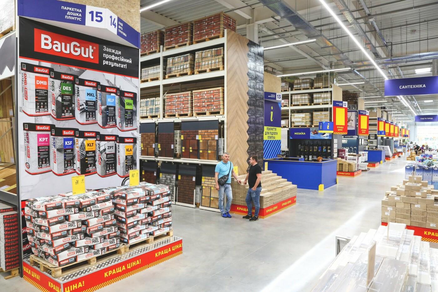 У Донецькій області відкривається сучасний торговий центр «Епіцентр», фото-6