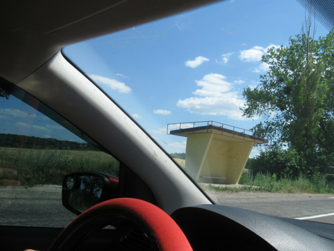 У Донецькій області реконструюють зупинки вздовж доріг державного значення, фото-4