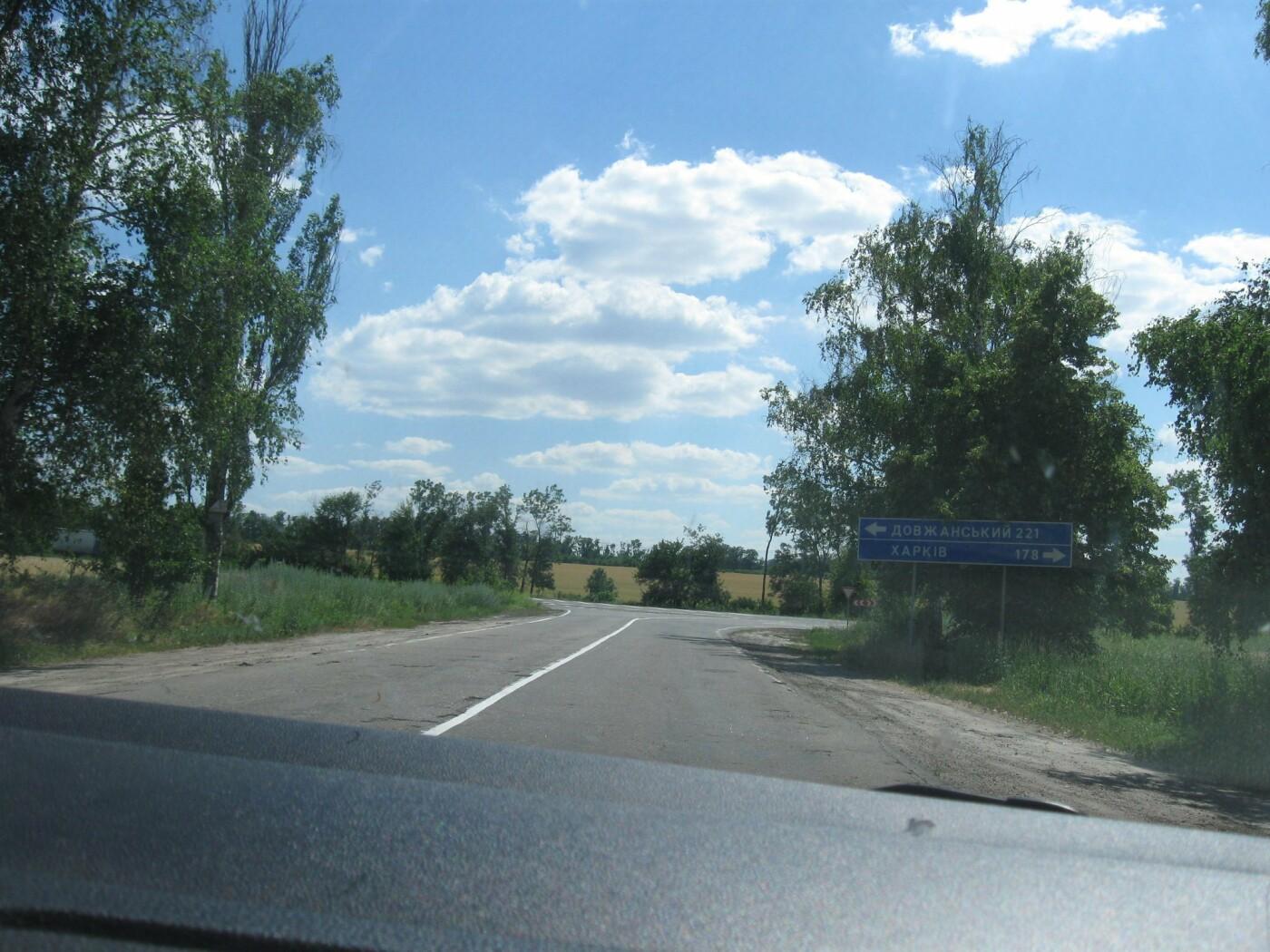 У Донецькій області реконструюють зупинки вздовж доріг державного значення, фото-5