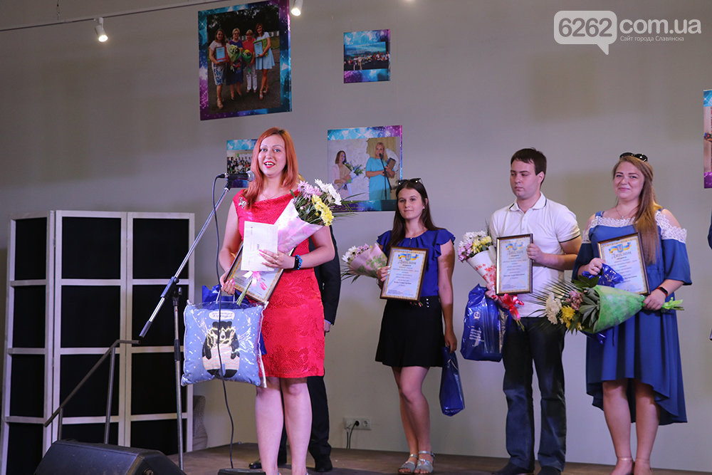 Костянтинівці стали переможцями та отримали нагороди у конкурсі «Молода людина року», фото-3
