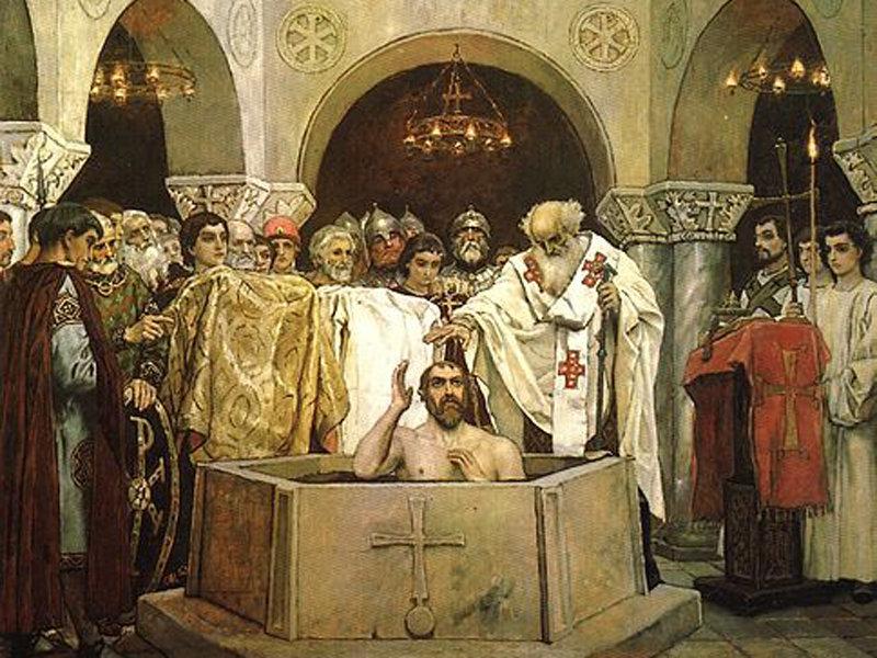 День хрещення Київської Русі – України. Історія події, фото-2