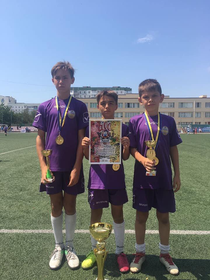 """Футбольна команда """"Колос"""" стала переможцем Міжнародного турніру """"Odessa Cup"""", фото-3"""