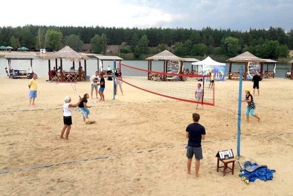 Костянтинівці взяли участь в пляжному SPORT FEST у Лимані, фото-2