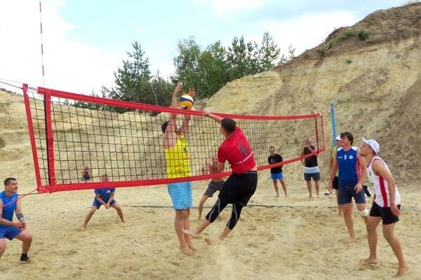 Костянтинівці взяли участь в пляжному SPORT FEST у Лимані, фото-1