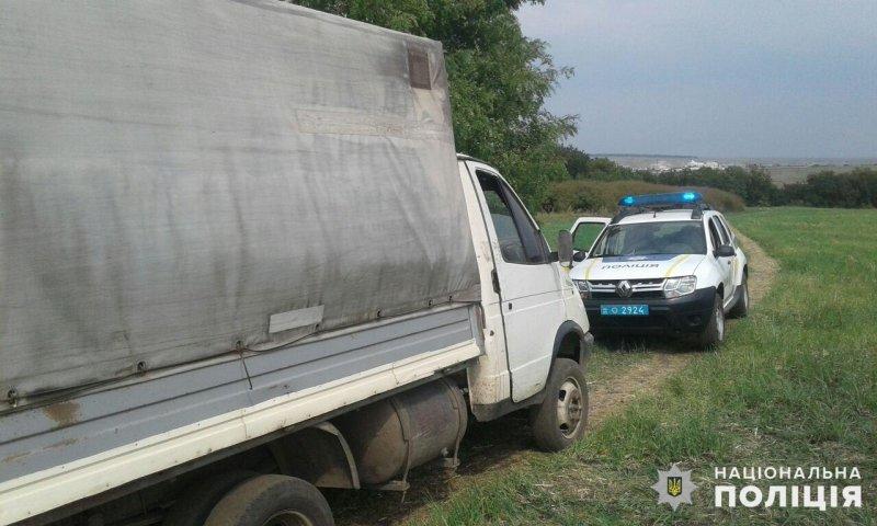 У Костянтинівському районі затримали лісорубів, фото-1