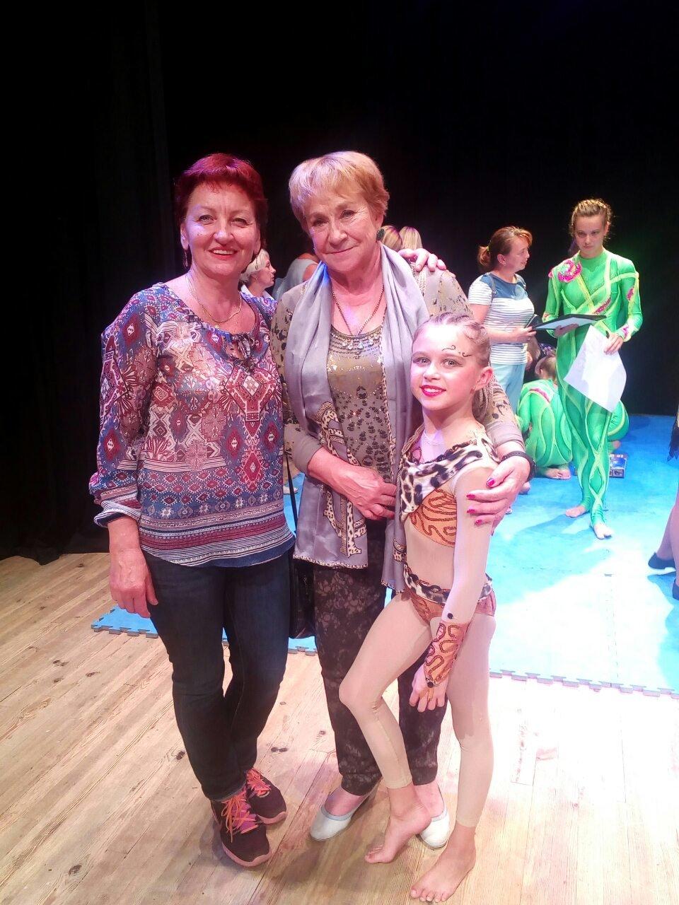 Артистка циркового колективу Костянтинівки «Арена» привезла перемогу із Латвії, фото-2