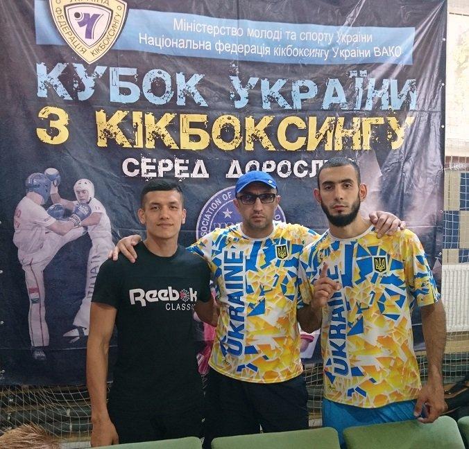 Костянтинівські спортсмени завоювали три медалі на Кубку України з кікбоксингу, фото-1