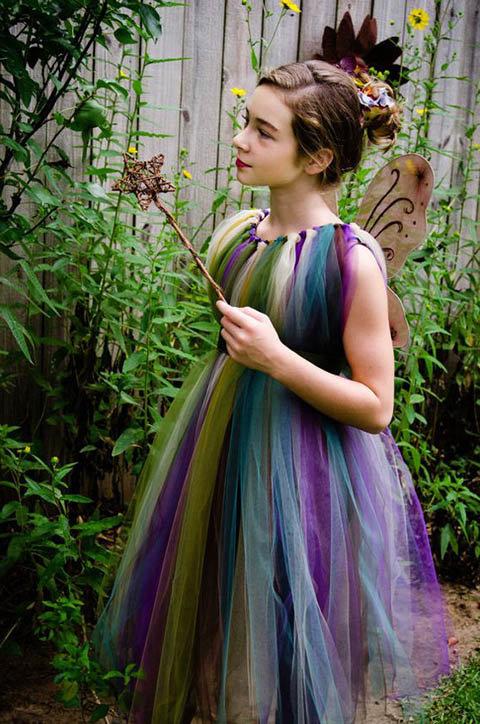 Недорого, но эффектно: как одеться на Хеллоуин без затрат, фото-12