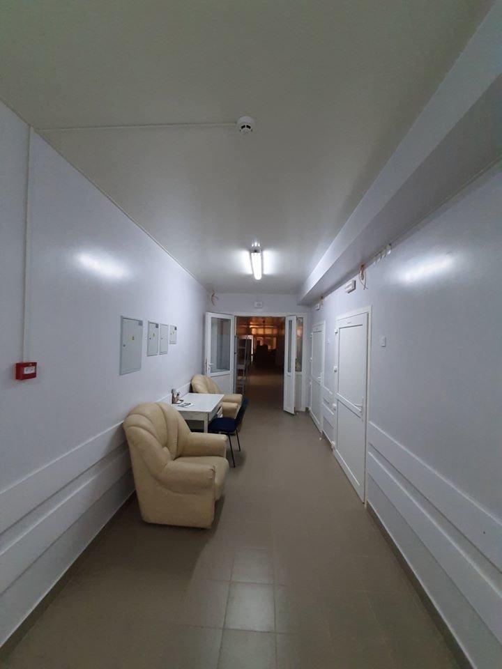 У Костянтинівці відремонтували праву частину пологового будинку, фото-7