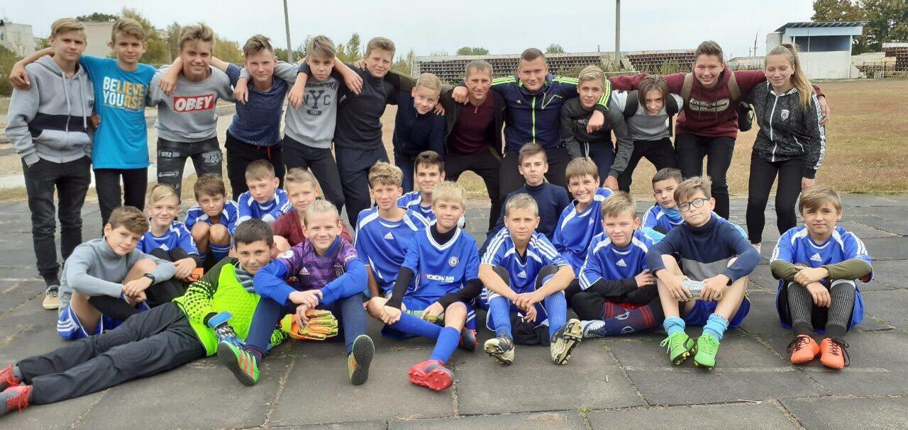 Двоє костянтинівців відкрили дитячий футбольний клуб, фото-7
