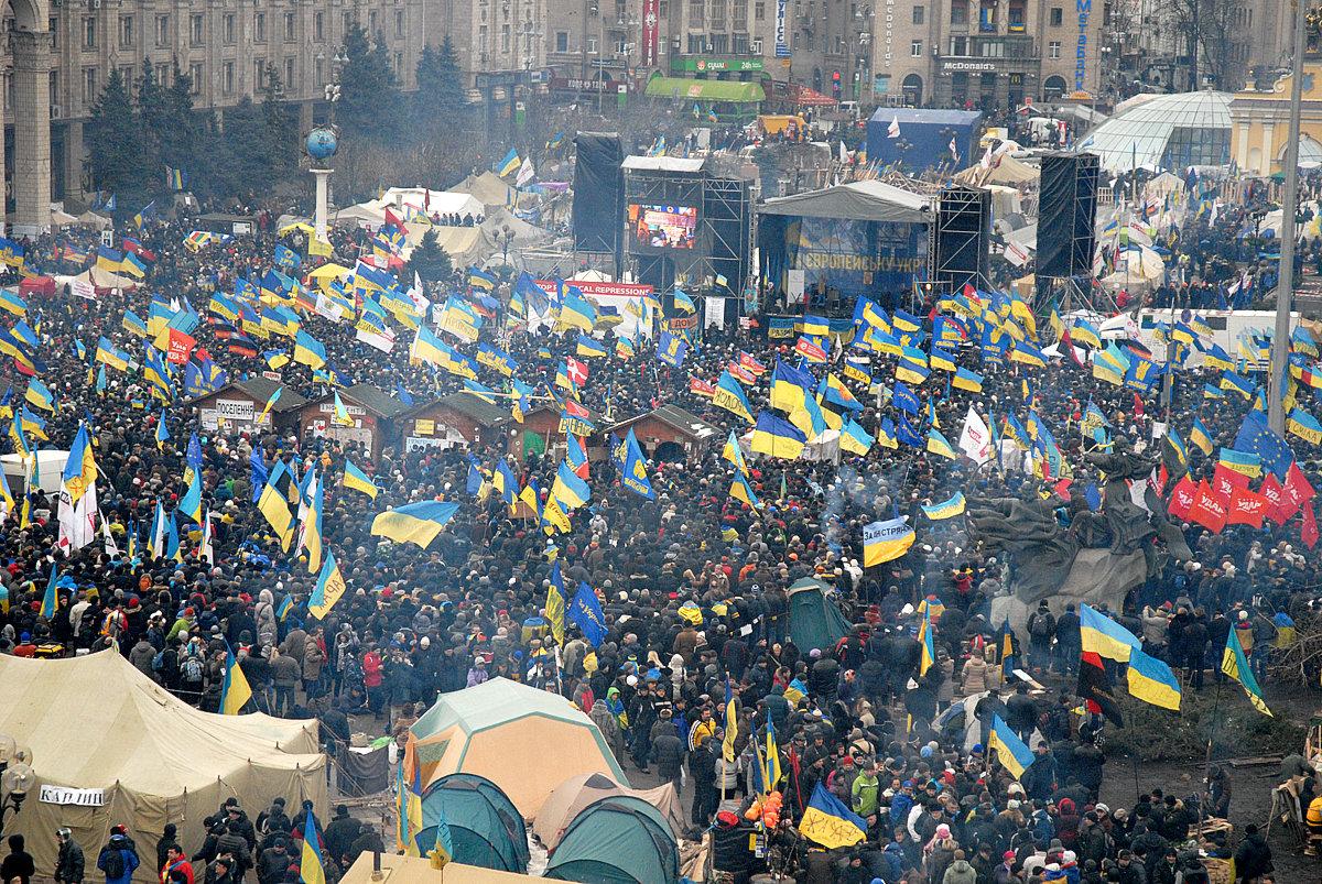 Чому почався Майдан. Річниця початку Революції Гідності, фото-2