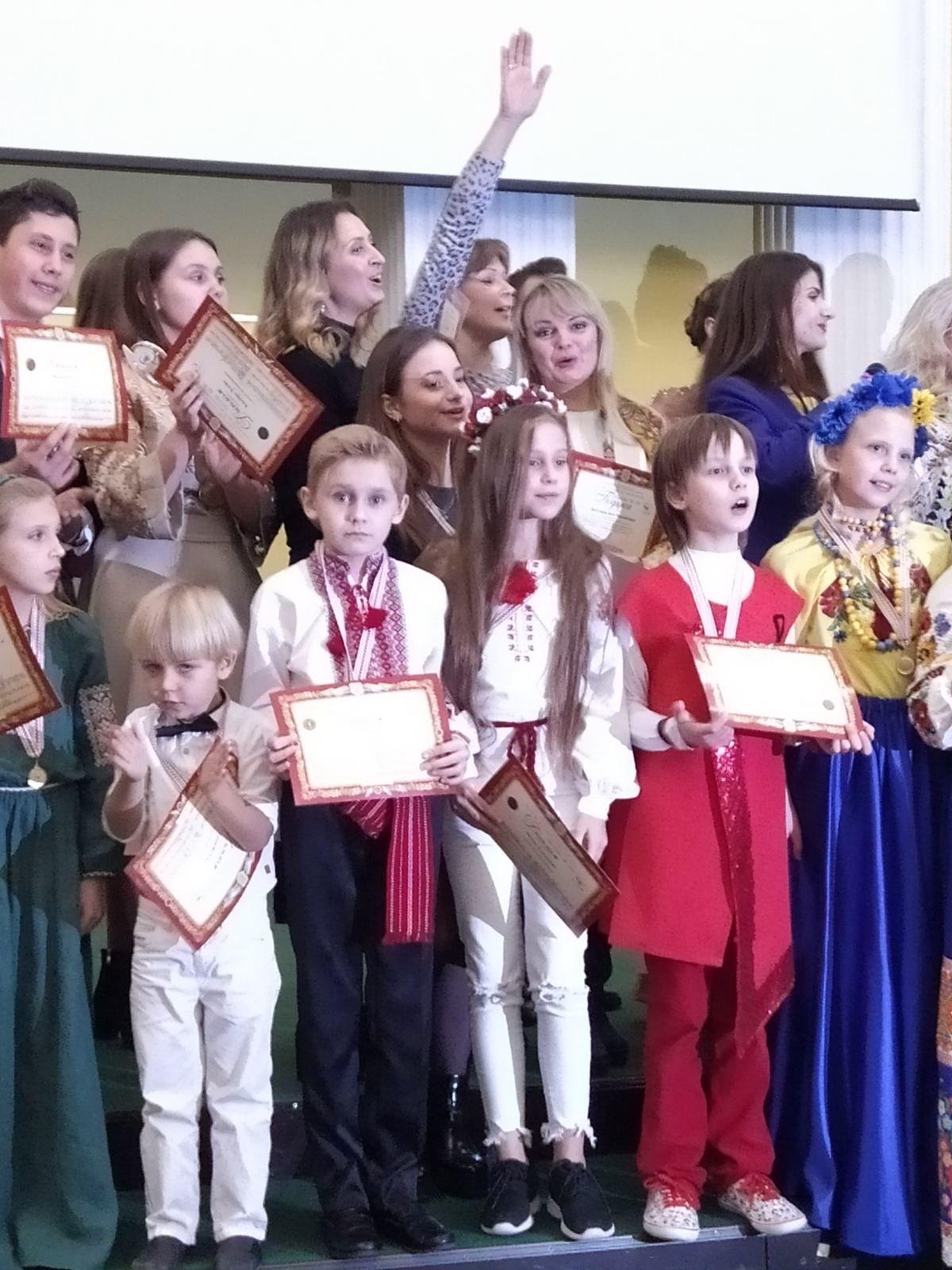 Юні артисти Костянтинівки тріумфували на Міжнародному конкурсі, фото-2