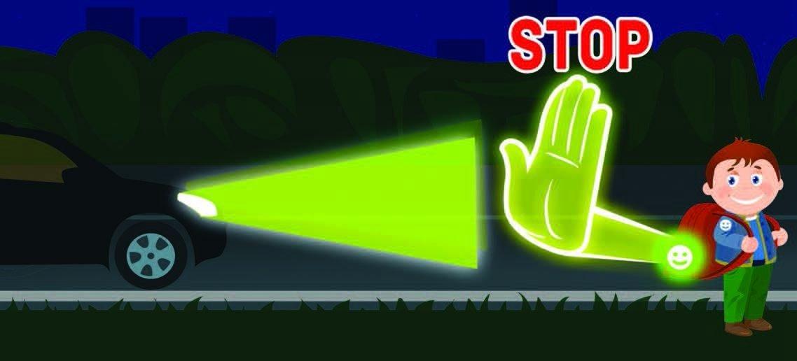 Подбайте про власну безпеку. Станьте помітними для водіїв!, фото-1