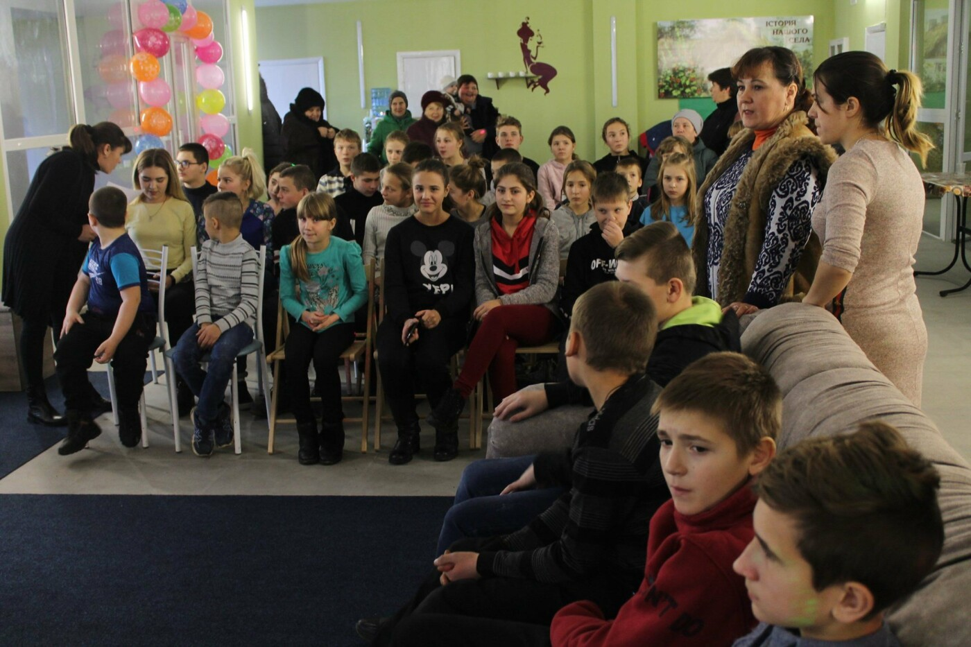У Костянтинівському районі відкрили новий молодіжний центр, фото-1