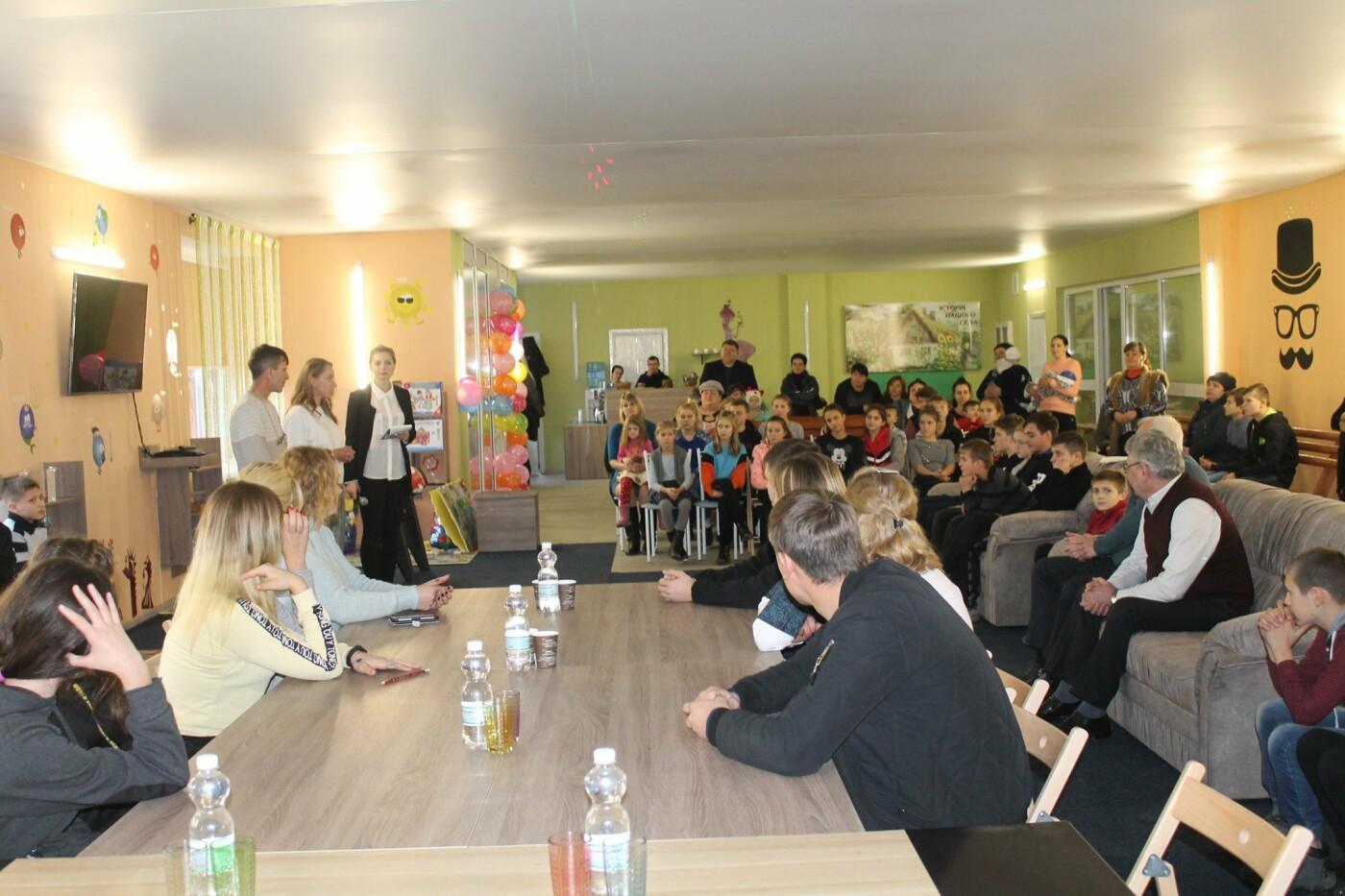 У Костянтинівському районі відкрили новий молодіжний центр, фото-3