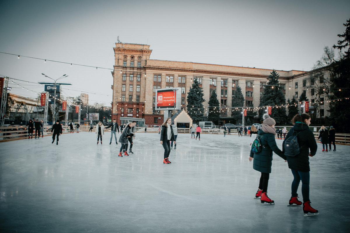 Ялинки України. Як виглядають головні Новорічні красуні у різних містах, фото-14