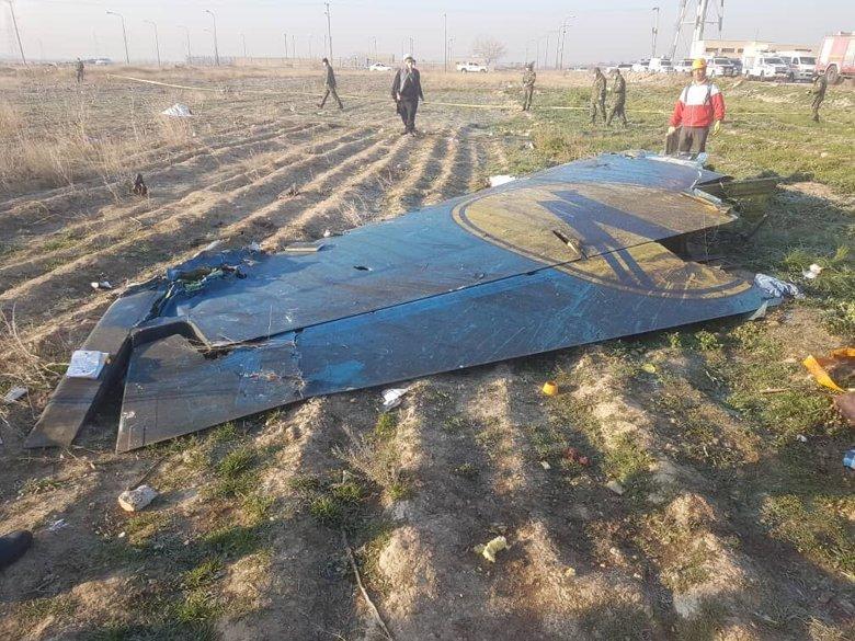 Крушение Boeing 737-800 - 176 погибших. В Украине на время прекратят перелеты в Иран, фото-2