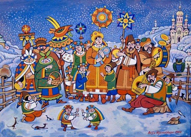 Костянтинівці подарували святковий настрій та новорічну атмосферу, фото-1