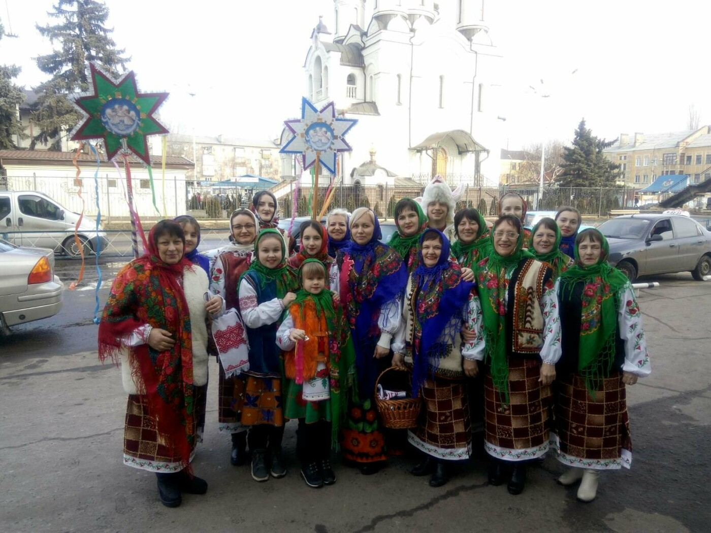Костянтинівці подарували святковий настрій та новорічну атмосферу, фото-2