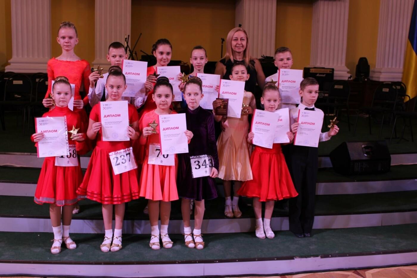 Вихованці студії «Колор» привезли нагороди з Міжнародних змагань зі спортивних танців, фото-8