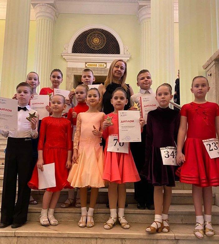 Вихованці студії «Колор» привезли нагороди з Міжнародних змагань зі спортивних танців, фото-9