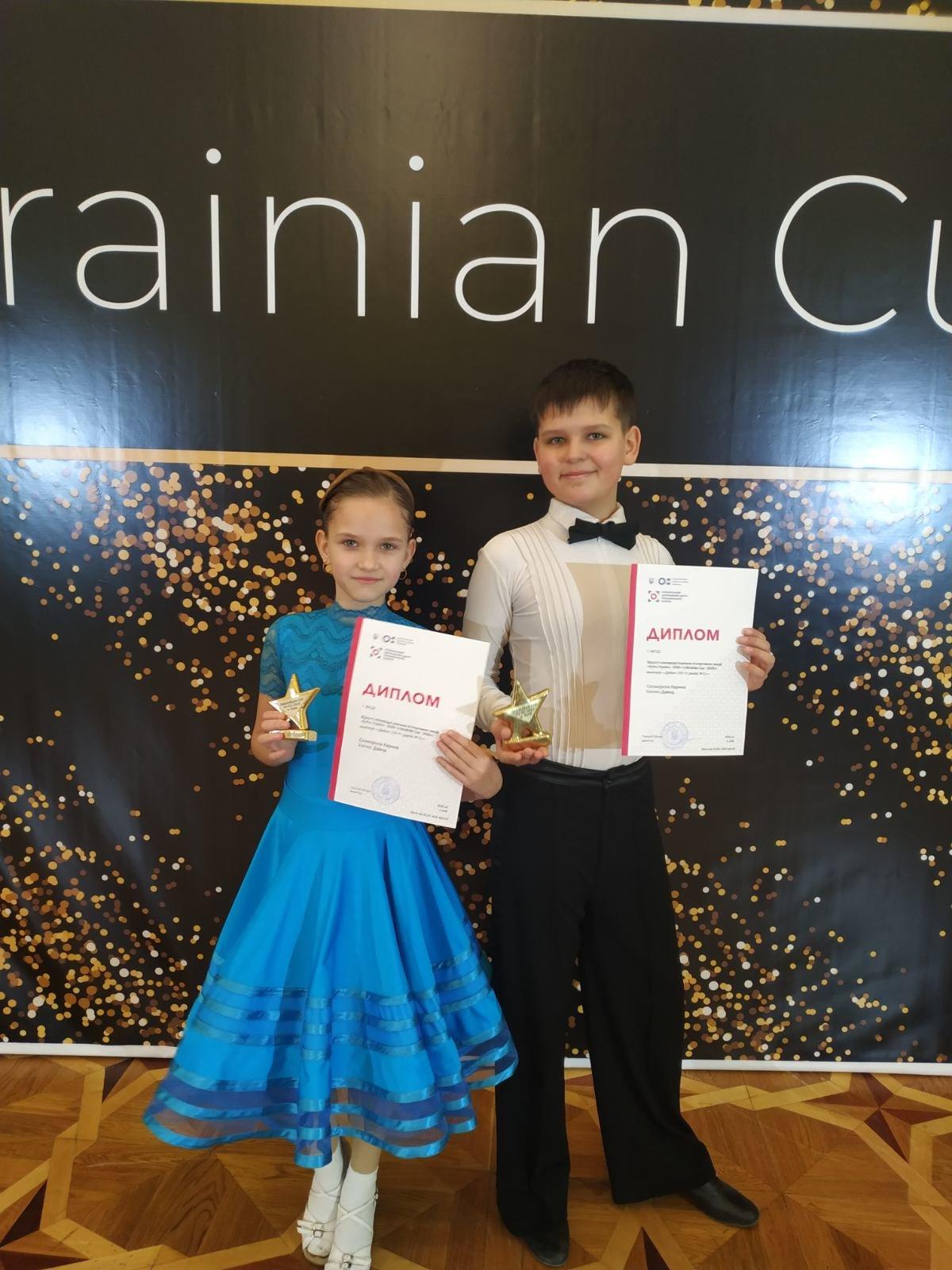 Вихованці студії «Колор» привезли нагороди з Міжнародних змагань зі спортивних танців, фото-3