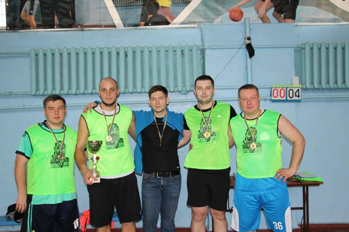 У Костянтинівці відбувся баскетбольний турнір «Кубок пам'яті Асоскова - 2020», фото-4