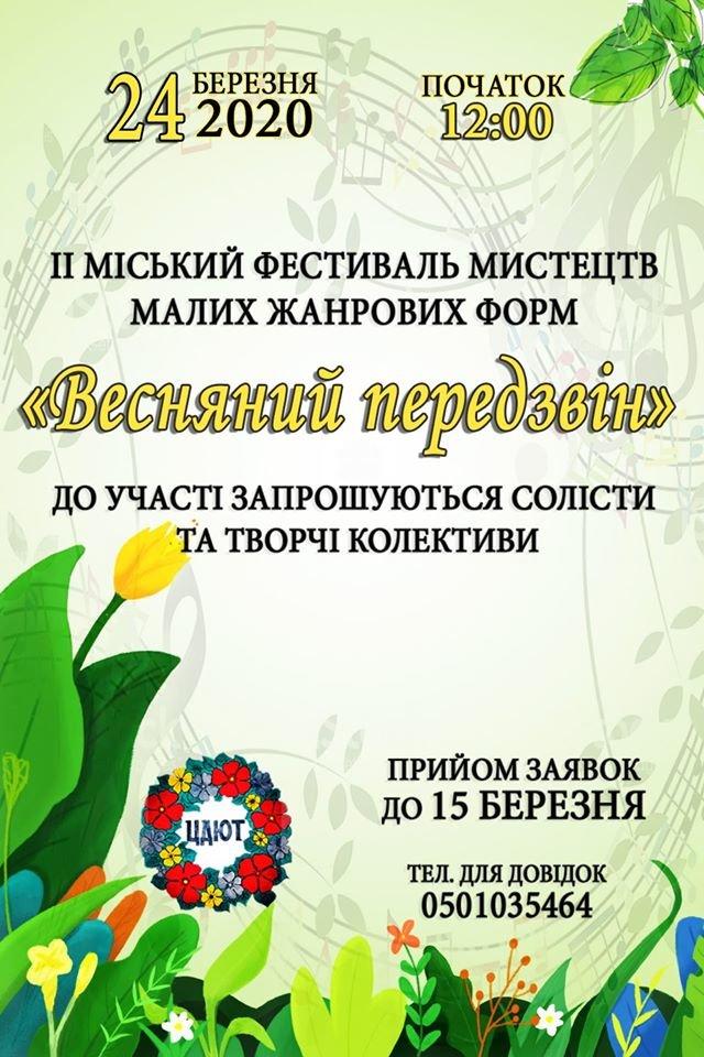 У Костянтинівці приймають заявки на участь у конкурсі талантів, фото-1