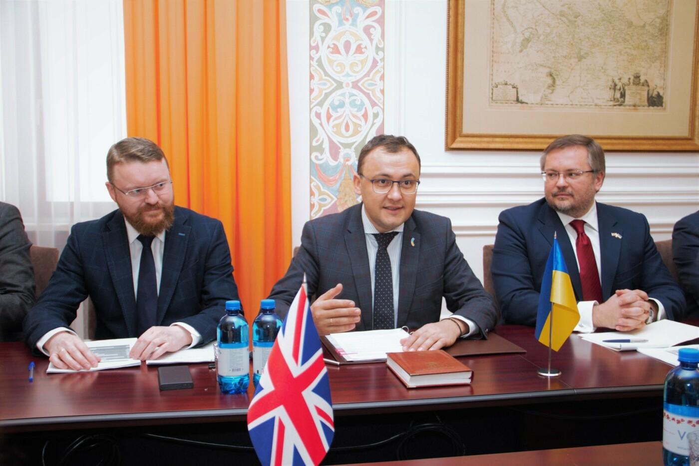 Україна та Британія почали перемовини про безвіз, фото-2