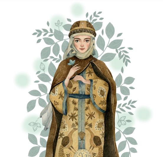 Стежками 8 березня. Відомі українські жінки які змінили світ, фото-2