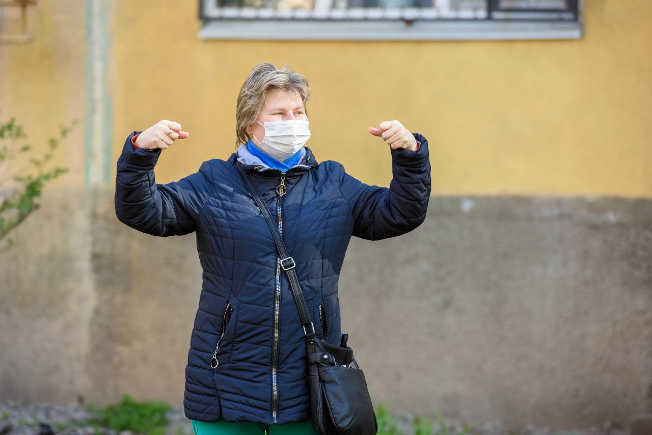 «Донбасс» провел утреннюю зарядку для жителей Константиновки , фото-6