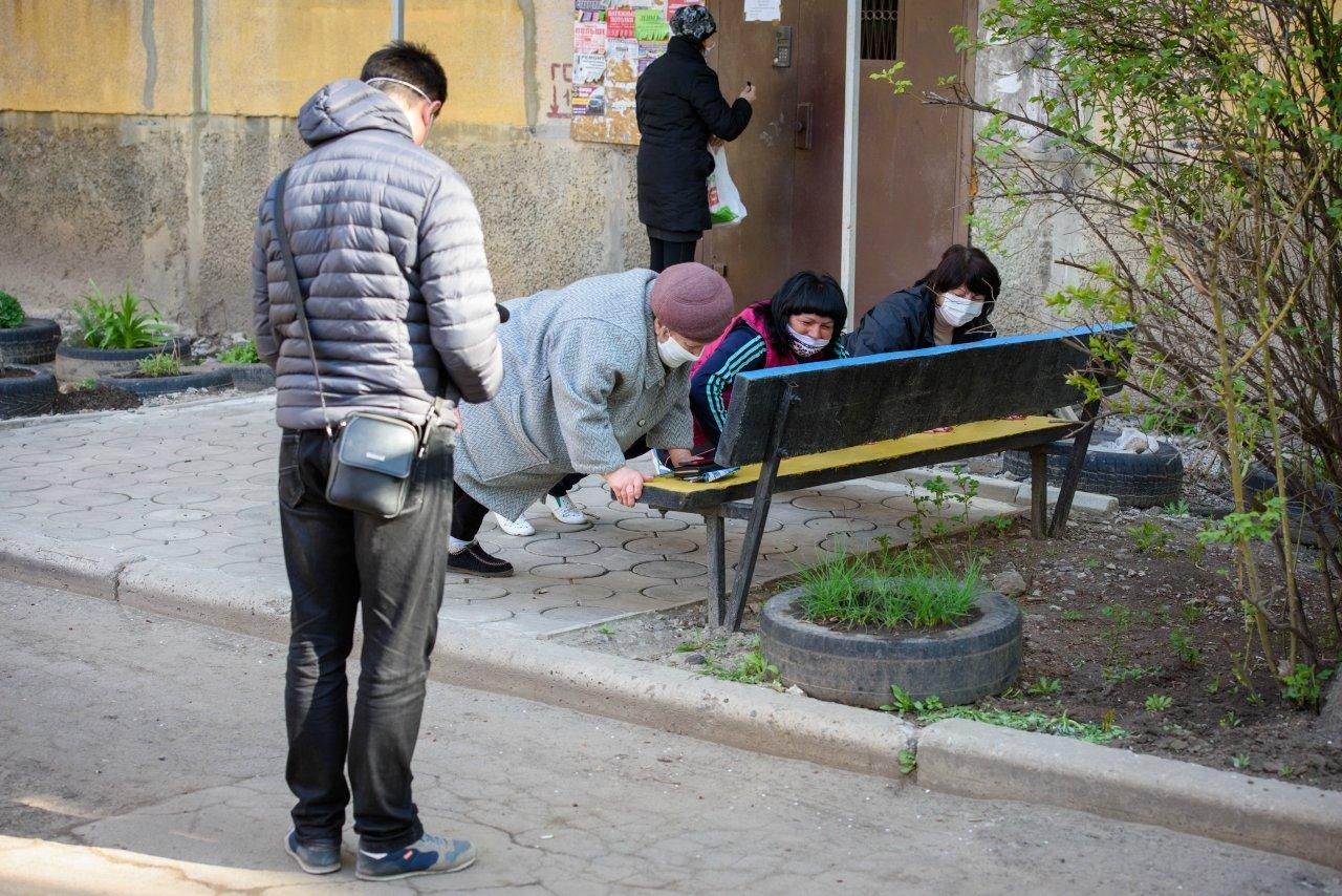«Донбасс» провел утреннюю зарядку для жителей Константиновки , фото-7